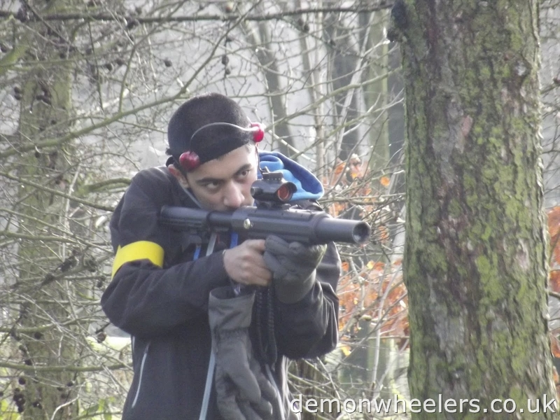 laser Tag 28th January 2012