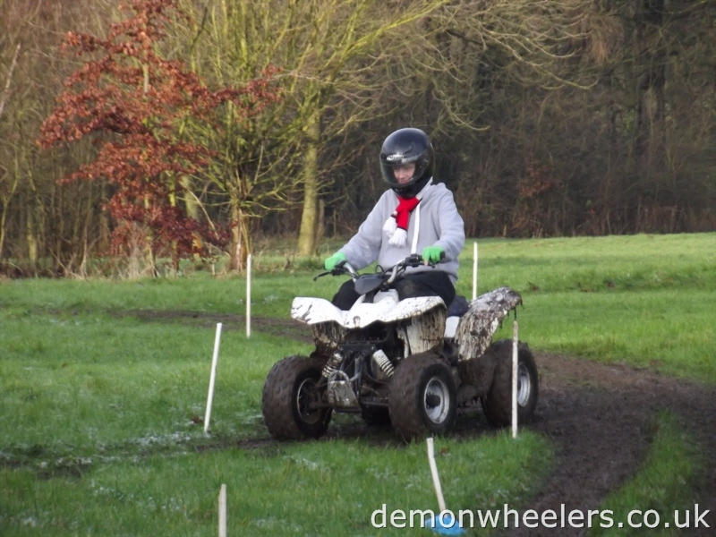 Quad bikes 28th January 2012
