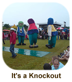 It's a Knockout